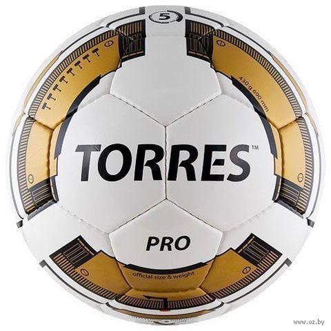 """Мяч футбольный Torres """"Pro"""" №5 — фото, картинка"""