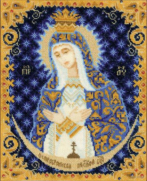 """Вышивка крестом """"Богоматерь Остробрамская"""" (арт. 1299)"""