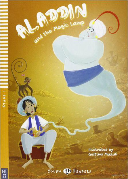 Aladdin and the Magic Lamp (+ CD) — фото, картинка