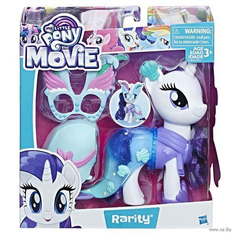 """Фигурка """"My Little Pony. Мерцание. Рарити с аксессуарами"""" — фото, картинка"""