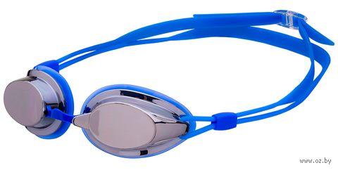 "Очки для плавания ""Spirit Mirror"" (синие) — фото, картинка"