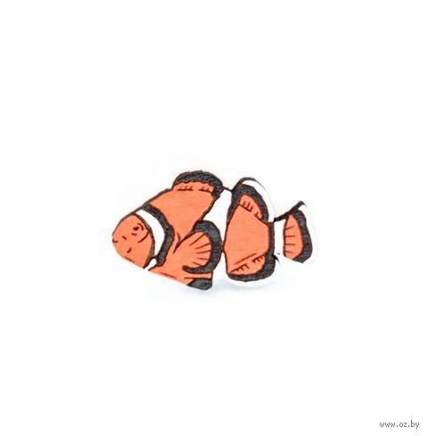 "Значок ""Рыбка клоун"" — фото, картинка"