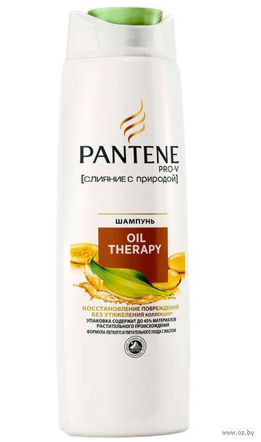 "Шампунь PANTENE PRO-V ""Слияние с природой Oil Therapy"" (250 мл)"