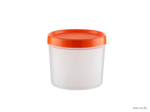 """Контейнер для хранения продуктов """"Vandi"""" (0,8 л; мандарин) — фото, картинка"""