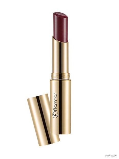 """Помада для губ """"Deluxe Cashmere Lipstick Stylo"""" (тон: 27, chic aubergine-matte) — фото, картинка"""