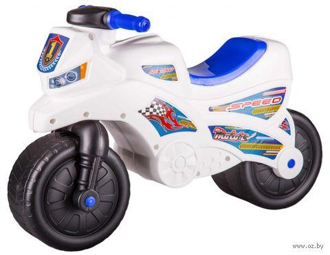 """Каталка """"Мотоцикл"""" (арт. М6724) — фото, картинка"""