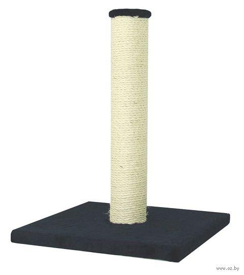 Когтеточка (40х41х53 см; темно-синяя) — фото, картинка