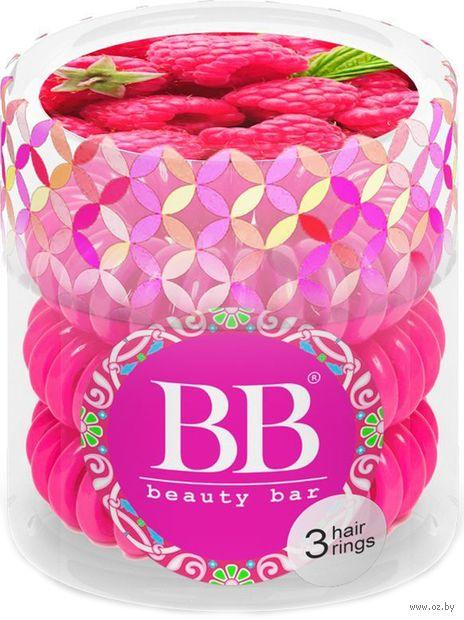 """Резинка для волос """"Beauty Bar"""" (3 шт, арт. 820053) — фото, картинка"""