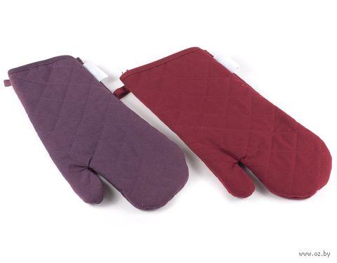 Рукавица текстильная для горячих предметов (340х170 мм)