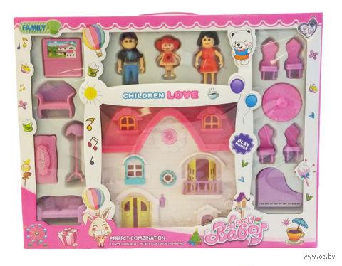 Дом для кукол (арт. BR-100) — фото, картинка