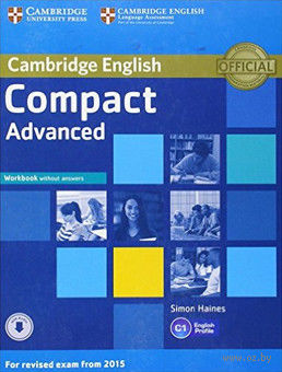 Compact Advanced. C1. Workbook without Answers — фото, картинка