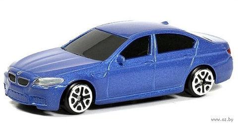 "Модель машины ""BMW M5"" (арт. 49948; масштаб: 1/64)"