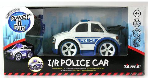 """Автомобиль на радиоуправлении """"Полиция"""" (со световыми и звуковыми эффектами)"""
