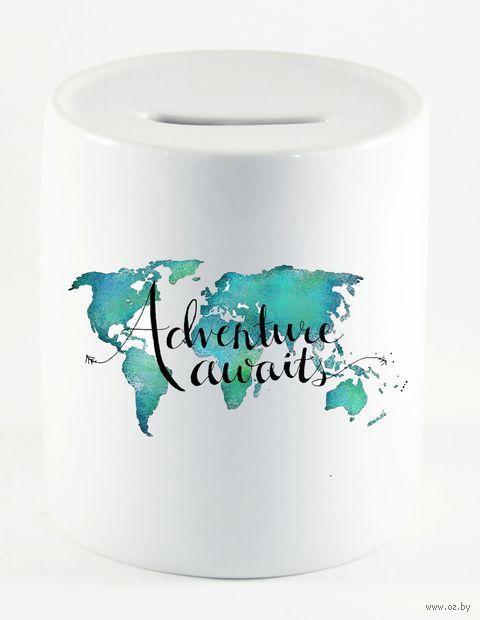 """Копилка """"Adventure"""" (174)"""