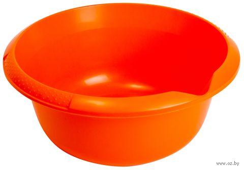 Миска (5 л; мандарин) — фото, картинка