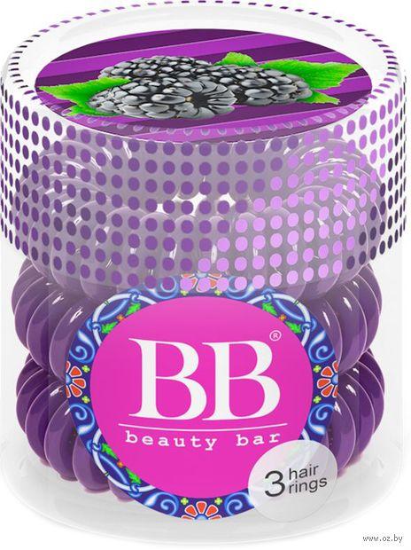 """Резинка для волос """"Beauty Bar"""" (3 шт, арт. 820091) — фото, картинка"""