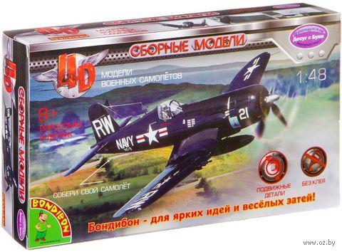 """Сборная модель """"Самолёт"""" (масштаб 1/48; арт. ВВ2549) — фото, картинка"""