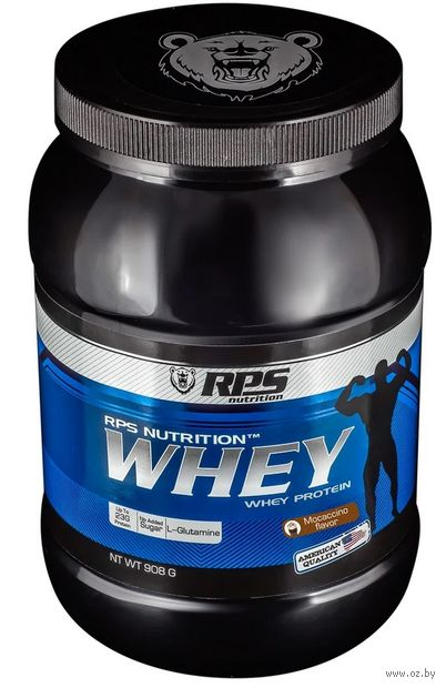 "Протеин ""Whey Protein"" (908 г; моккачино) — фото, картинка"