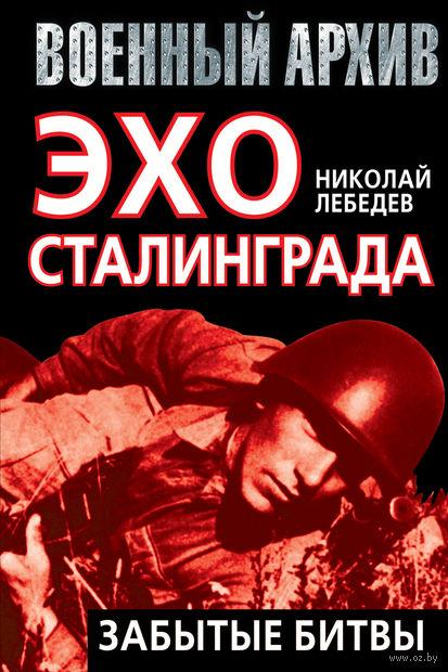 Эхо Сталинграда: забытые битвы. Николай Лебедев