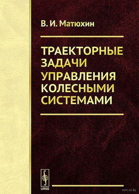 Траекторные задачи управления колесными системами. Владимир Матюхин