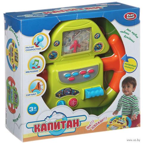 """Музыкальная игрушка """"Руль-штурвал"""" — фото, картинка"""
