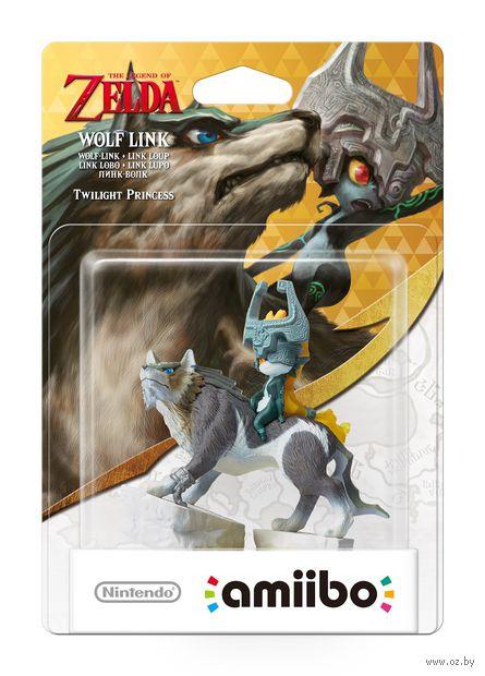 "Фигурка ""Amiibo - Линк-волк"" (Zelda Twilight Princess)"
