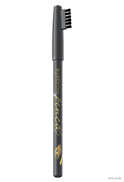 "Карандаш для бровей ""Eyebrow pencil"" (тон: серый) — фото, картинка"