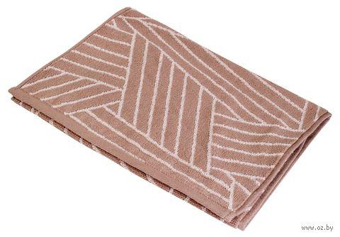 "Полотенце махровое ""Мербау. Плетение"" (35х70 см) — фото, картинка"