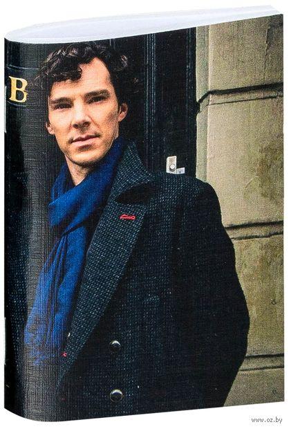 """Блокнот """"Шерлок"""" (А7; арт. 353) — фото, картинка"""