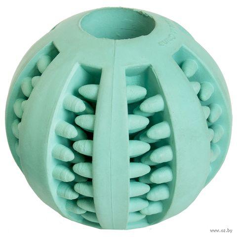 """Игрушка для собак со вкусом мяты """"Бейсбольный мяч"""" (5 см) — фото, картинка"""