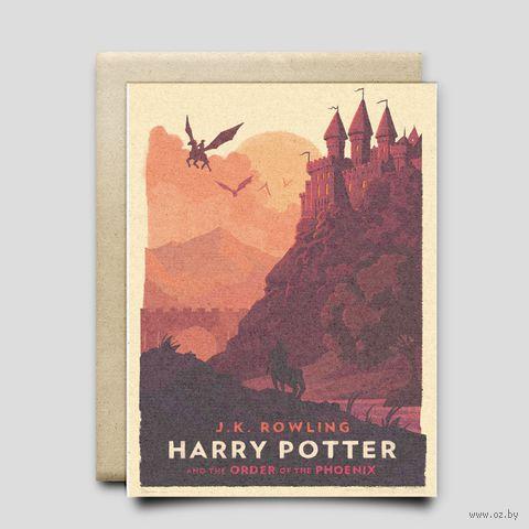 """Набор коллекционных открыток """"Harry Potter"""" (арт. 008) — фото, картинка"""