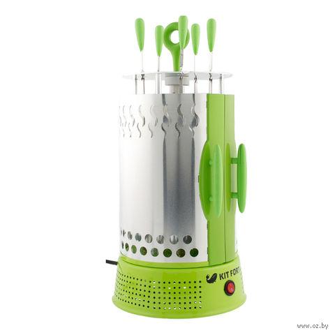 Электрошашлычница Kitfort KT-1402 — фото, картинка