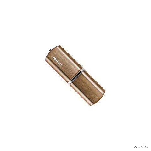 USB Flash Drive 16Gb Silicon Power Luxmini 720 (Bronze)