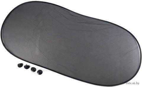 Экран солнцезащитный пластмассовый на присосках (50х100 см) — фото, картинка