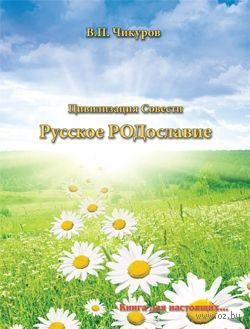 Цивилизация Совести. Русское РОДославие. В. Чикуров