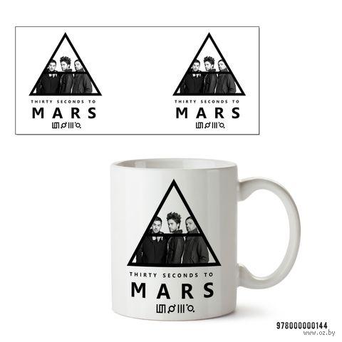 """Кружка """"30 seconds to mars"""""""