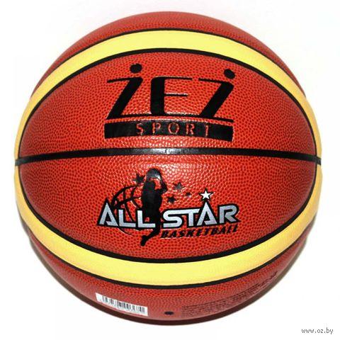 Мяч баскетбольный (арт. PU-MO12) — фото, картинка