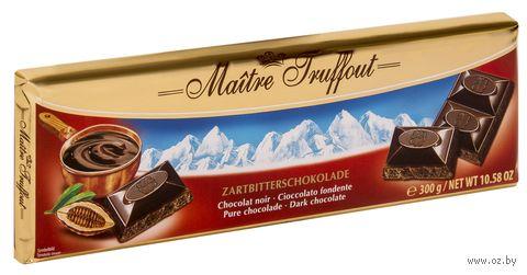 "Шоколад темный ""Maitre Truffout"" (300 г) — фото, картинка"