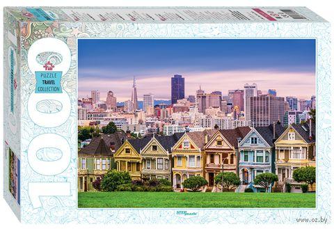 """Пазл """"США. Сан-Франциско"""" (1000 элементов) — фото, картинка"""