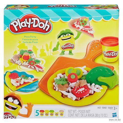 "Набор для лепки ""Play-Doh. Пицца"" — фото, картинка"
