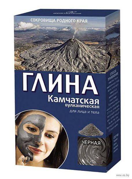 "Глина черная ""Камчатская"" (100 г)"