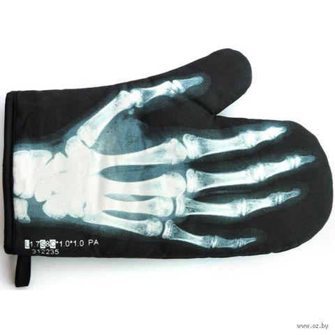 """Варежка-прихватка """"X-ray"""""""