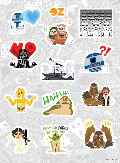 """Набор наклеек """"Star Wars"""" — фото, картинка"""
