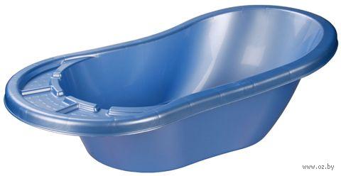 "Ванночка для купания ""Карапуз"" (голубая) — фото, картинка"