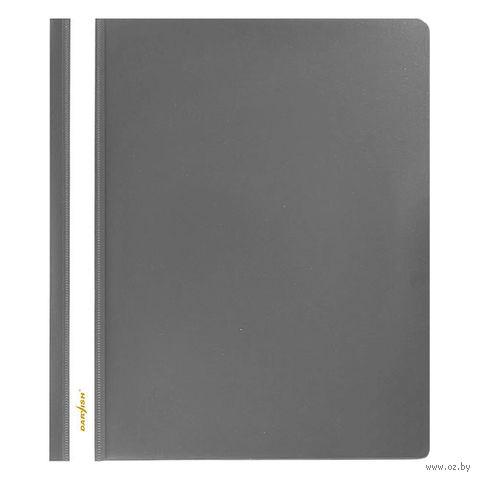 """Папка-скоросшиватель """"Darvish"""" (А5; серая; арт. DV-205) — фото, картинка"""