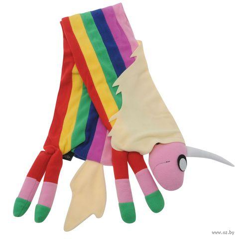 Сувенирный шарф. Adventure Time Lady Rainicorn
