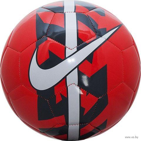 """Мяч футбольный Nike """"React X"""" №5 — фото, картинка"""