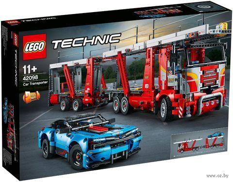 """LEGO Technic """"Автовоз"""" — фото, картинка"""