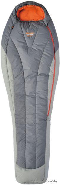 """Спальный мешок """"Expert 185"""" (R; серый) — фото, картинка"""