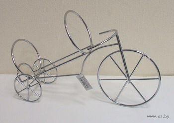 """Подставка для бутылки """"Велосипед"""" (330х250х90 мм)"""